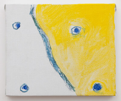 Raoul De Keyser, 'One-eyed', 2010