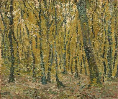 Louis Valtat, 'Sous-Bois', 1862-1952