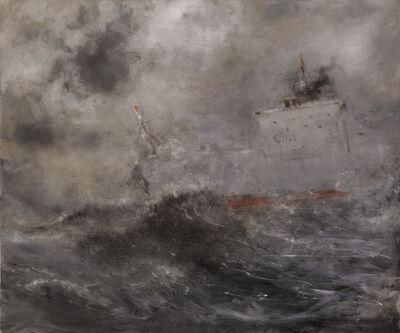 Jef Van Campen, 'Heavy gail', ca. 2015