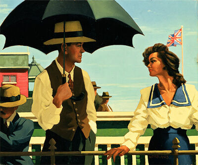 Jack Vettriano, 'Summertime Blues', 1995