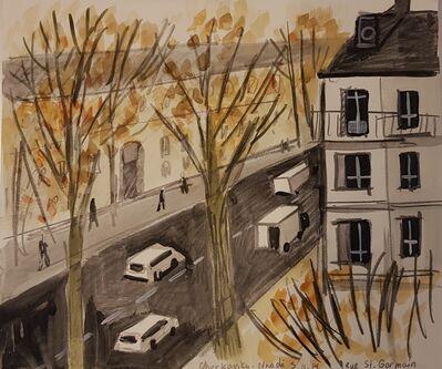Zoya Cherkassky-Nnadi, 'Rue St. German', 2014
