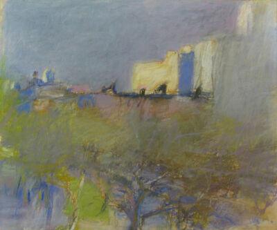 Wolf Kahn, 'Stuyvesant Square', 1968-69