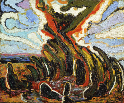 Beauford Delaney, 'The Burning Bush', 1941