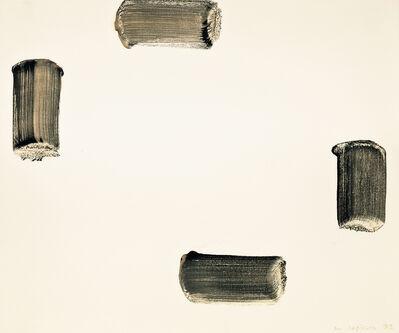 Lee Ufan, 'Correspondance', 1992
