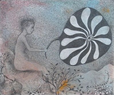 Gabrielle Barzaghi, 'Wildflower', 2013