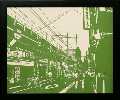 Rosa Leff, 'Ueno Under The El', 2019
