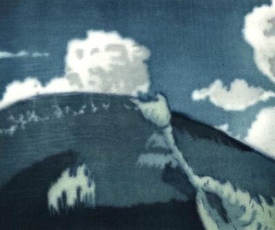 Satoshi Okano, '波B / wave B', 2018