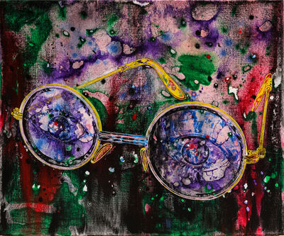 Wang Liang-Yin, 'Glasses as Eyes', 2020