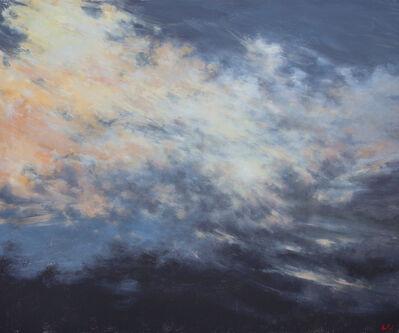 Franck Bailleul, 'Un soir d 'été', 2015