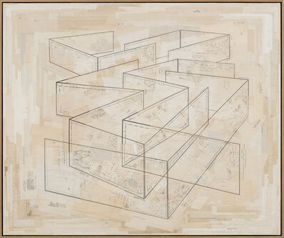 Gerhard Marx, 'Towards an Interior', 2019