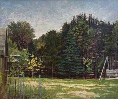 John Evans, 'Backyard', 1982