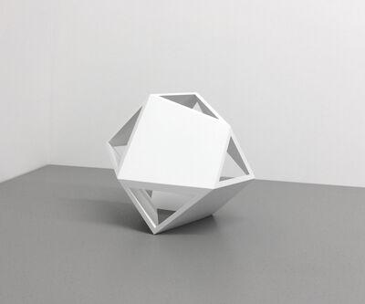 Thomas Lendvai, 'Cro-mag (Steel Study)', 2017