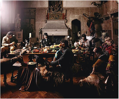 Michael Joseph, 'Rolling Stones Beggars Banquet, Keith Orange', 1968