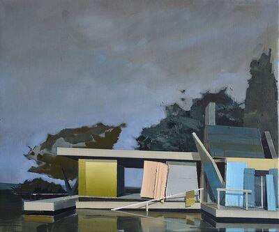 Ulf Puder, 'Sandiger Weg (Sandy Path)', 2020