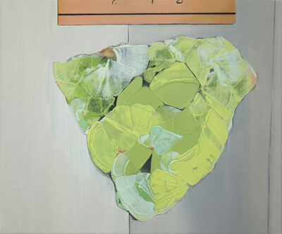Bennie Reilly, 'Green Prehnite Delight', 2018