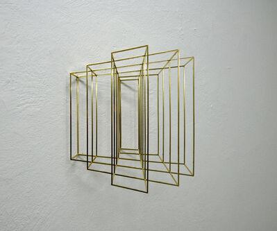 Paolo Cavinato, 'Wing #3 (gold)', 2016