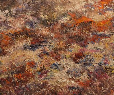 Jon Schueler, 'Burnt Umber', 1956