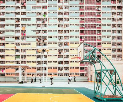Ludwig Favre, 'Hong Kong Playground 2'