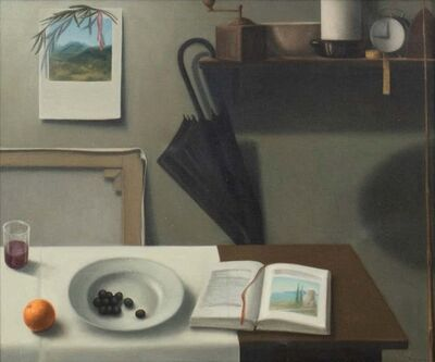 Tito Rossini, 'Interior ', 2001