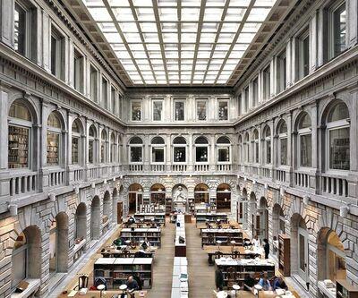 Massimo Listri, 'Biblioteca Nacionale Marciana I, Venice, Italy | World Libraries', 2018