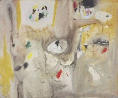 Arshile Gorky, 'Making the Calendar', 1947