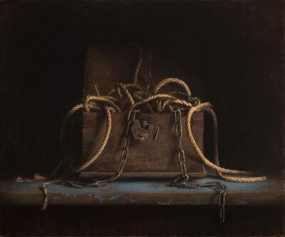 Dana Zaltzman, 'Box and Ropes', 2016