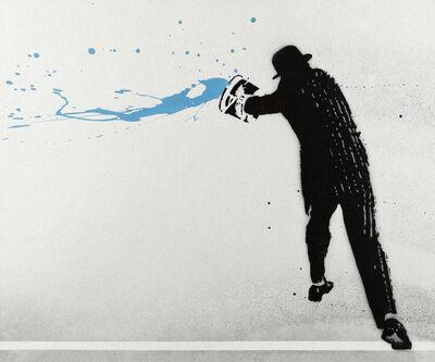 Nick Walker, 'Paint Chucker (Blue)', 2008