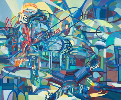 Kate Abercrombie, 'Unisphere 1964', 2013