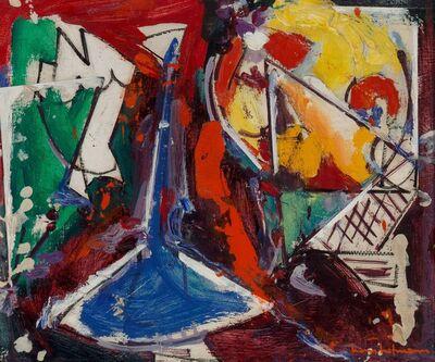 Hans Hofmann, 'Untitled (Double-sided work)'
