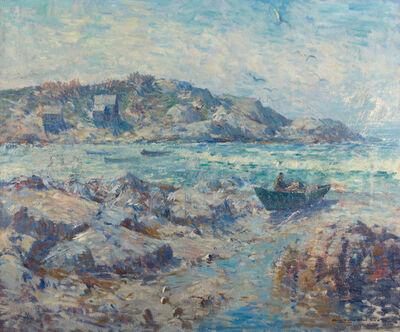 Charles Curtis Allen, 'Salt Island, Gloucester, Massachusetts', ca. 1940