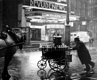 Wolfgang Suschitzky, 'Colosseum Dairy, Charing Cross Road, London ', 1936