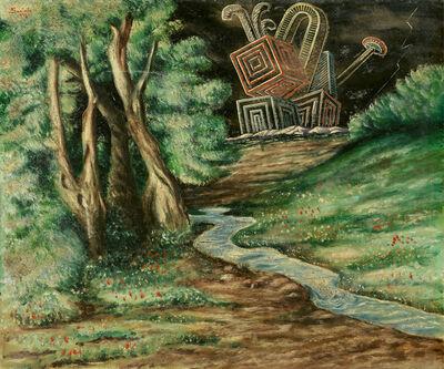 Alberto Savinio, 'Apparition du Printemps', 1929