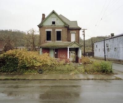 Sean Hemmerle, 'Abandoned, Talbot Ave., Braddock, Pennsylvania', 2008