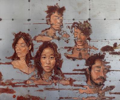 Sabatino Cersosimo, 'Onsen', 2015