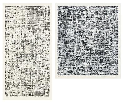 Chung Sang Hwa, 'Untitled (2 works)'