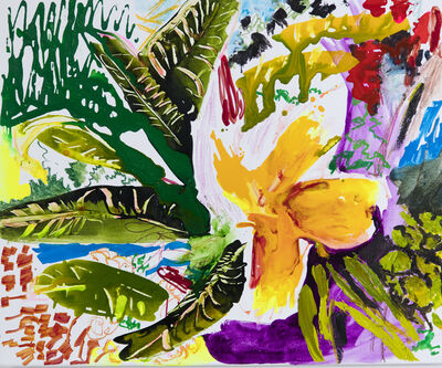 Natalie Westbrook, 'Plumeria', 2016