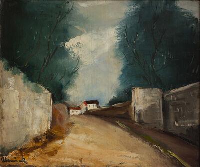 Maurice de Vlaminck, 'Route de village', 1876-1958