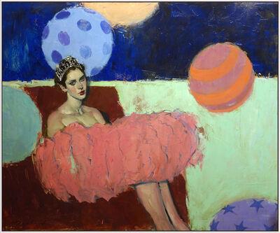 Malcolm T. Liepke, 'Carnival Princess', 2018