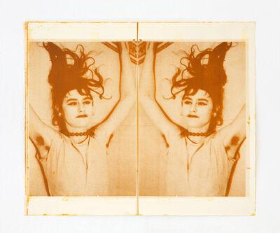 Helene Billgren, 'Självporträtt', 1982