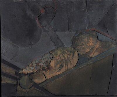 Lucio Muñoz, 'Untitled', 1967