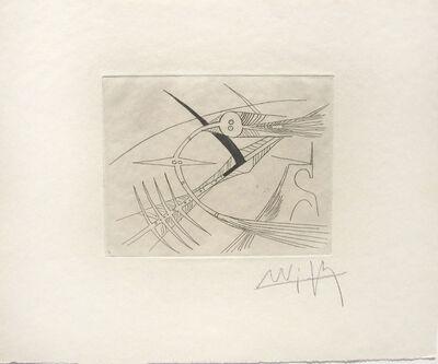 Wifredo Lam, 'Sans Titre 5801 ', 1958