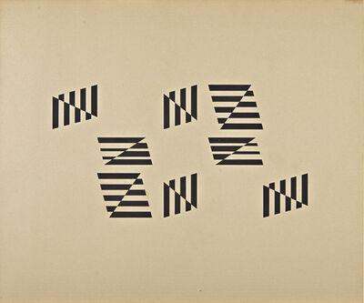 Hélio Oiticica, 'Limite-Lumificaças', 1958