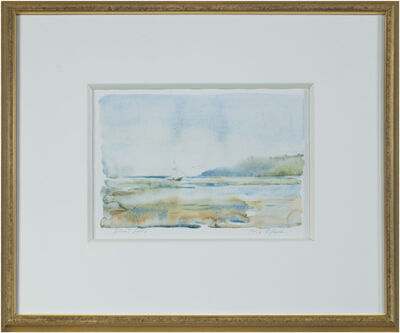 Craig Lueck, 'Silent Sails', 2003
