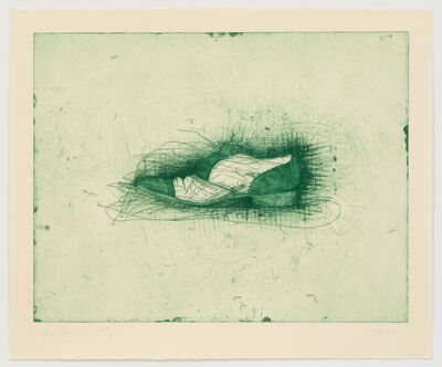 Jim Dine, 'Shoe (Second State) ', 1973