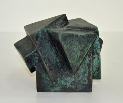 Mathias Goeritz, 'Cubos incrustados', C. 1976