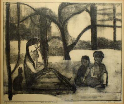 Will Barnet, 'Indian Summer', mid, century, 1960