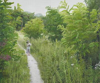 Honggoo Kang, 'Study of Green-Seoul-Vacant Lot-Imalsan (Mt.)', 2019