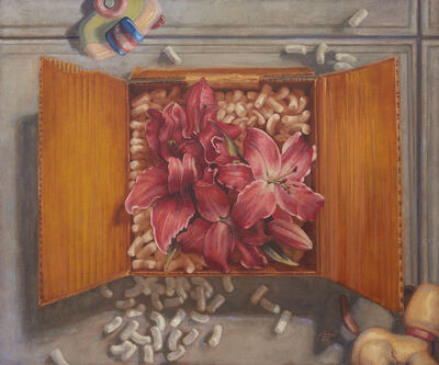 Eric Budovitch, 'Boxed Flowers', 2011 to 2018