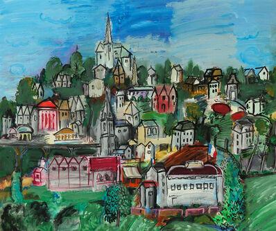 Carlos Nadal, 'Village', 1992