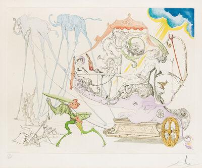 Salvador Dalí, 'Dionysos', 1967